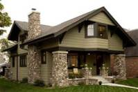 A craftsman Bungalow