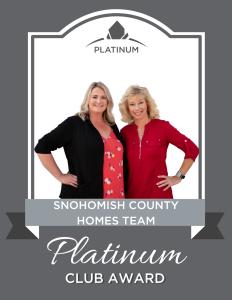 Snohomish County Homes team Jen Murrweiss